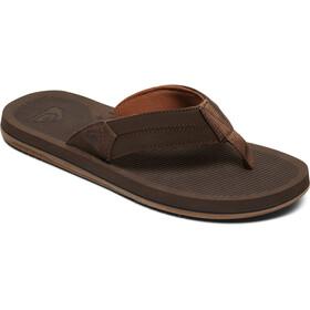 Quiksilver Coastaloasis III Chaussures Homme, brown/brown/brown